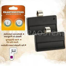 2 For Liftmaster 371AC 371LM 315MHz Garage Door Remote Opene